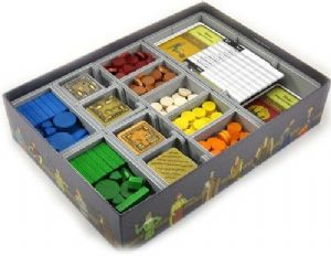 Folded Space : Agricola Insert